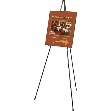 Quartet® Heavy-Duty Instant Easel