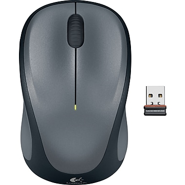 Logitech Wireless M317 Mice, Assorted Styles