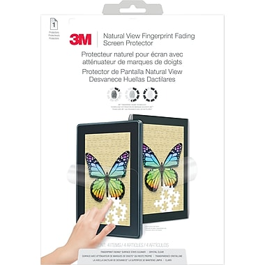 3M™ Natural View Fingerprint Fading Screen Protector Amazon® Kindle™ Fire HD 8.9
