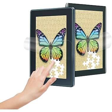 3M™ Natural View Fingerprint Fading Screen Protector Google Nexus 10