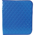 Unison 1 1/2in. Quilted Zipper Binder