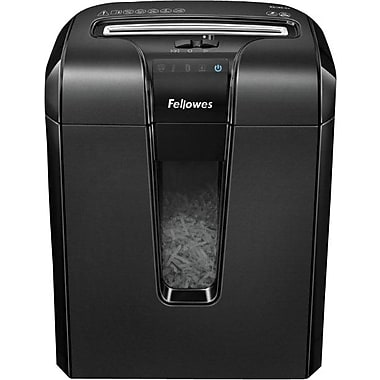 Fellowes Powershred 64Cb 10-Sheet Cross-Cut Shredder