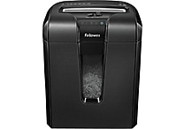 Fellowes Powershred 10-Sheet Cross-Cut Shredder (64Cb)