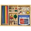 Melissa & Doug Deluxe Stamp Set