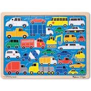 Melissa & Doug Beep Beep Jigsaw Puzzle 24pc