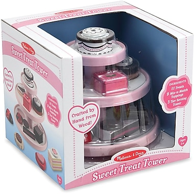 Melissa & Doug Sweet Treat Tower