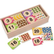 Melissa & Doug Number Puzzles