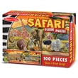 Melissa & Doug Safari Floor Puzzle Floor (100 pc)