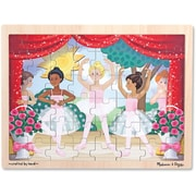 Melissa & Doug Ballet Performance Wooden Jigsaw Puzzle - 48pc