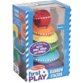 Melissa & Doug Rainbow Stacker - Plush