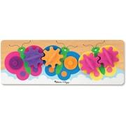 Melissa & Doug Fluttering Butterflies Gear Toy