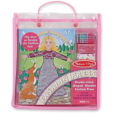 Melissa & Doug Fashion Press