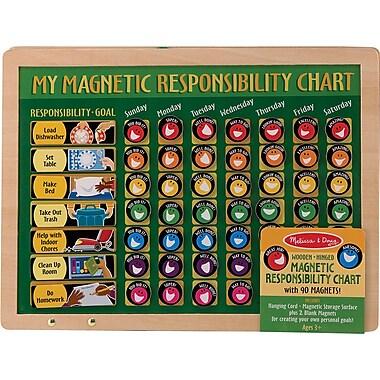 Melissa & Doug My Magnetic Responsibility Chart