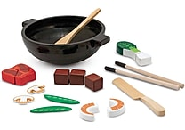 Melissa & Doug Stir Fry Slicing Playset