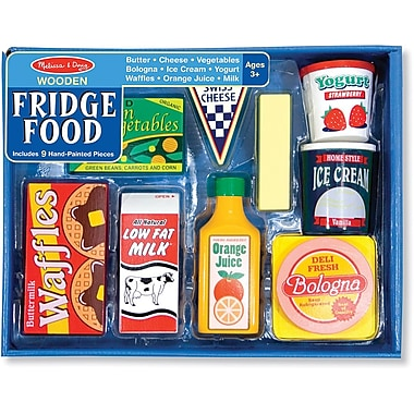 Melissa & Doug Fridge Food