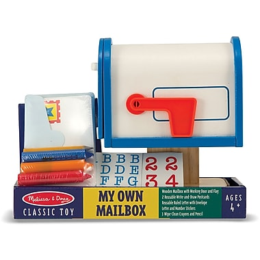 Melissa & Doug My Own Mailbox