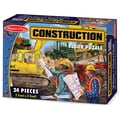 Melissa & Doug Construction Floor (24 pc)