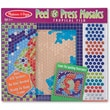 Melissa & Doug Peel & Press Sticker by Number - Tropical Fish