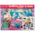 Melissa & Doug Peel & Press Sticker by Number - Mermaid Reef
