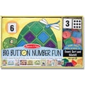 Melissa & Doug Big Button Number Fun