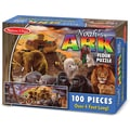 Melissa & Doug Noah's Ark Floor (100 pc)