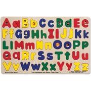 Melissa & Doug Upper and Lowercase Alphabet