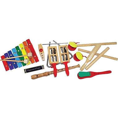 Melissa & Doug Deluxe M&D Band Set