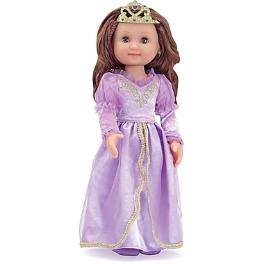 Melissa & Doug Larissa - 14in. Princess Doll