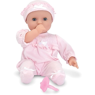 Melissa & Doug Jenna - 12in. Doll