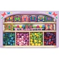 Melissa & Doug Butterfly Wooden Bead Set