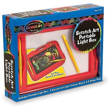 Melissa & Doug Portable Light Box