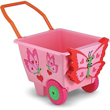 Melissa & Doug Bella Butterfly Cart