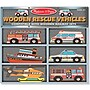 Melissa & Doug Rescue Vehicles