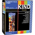 KIND Blueberry Pecan PLUS Fiber Bars, 1.41 oz. Bars, 12 Bars/Box