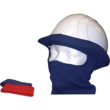 Flame Resistant Winter Hard Hat Liner, Full Face Style