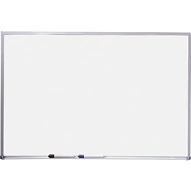 Quartet® Basic Whiteboard, 3' x 2', Aluminum Frame (85341)