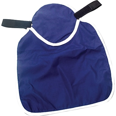 THERMO-COOL Qwik Cooler Hard Hat Insert with Neck Shade, Navy Blue