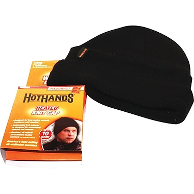 Fleece Watch Cap, Black
