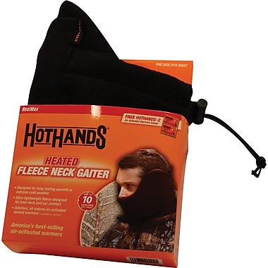 Neck Gaiter Facemask, Black