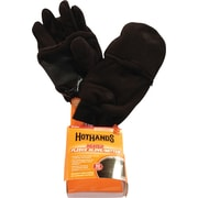 Heated Mitten, Black