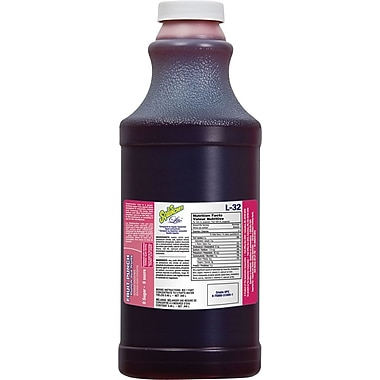 Sqwincher Lite Concentrate, 32oz., Fruit Punch Flavour, 12/Case