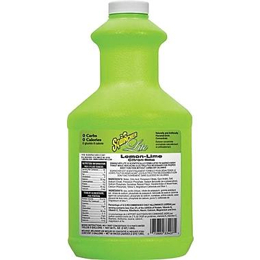 Sqwincher Lite – Concentré, 64 oz, arôme citron-citron vert