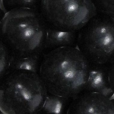 Black Gumballs, 14 lb. Bulk