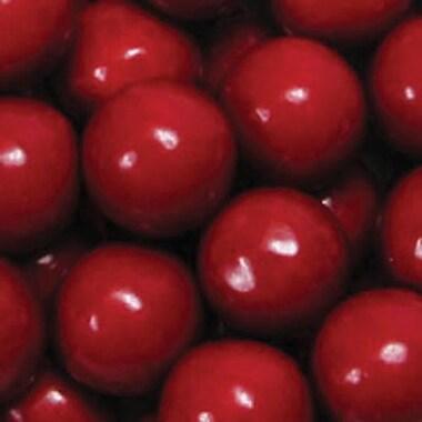 Red Gumballs, 14 lb. Bulk
