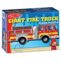 Melissa & Doug Giant Fire Truck Floor (24 pc)