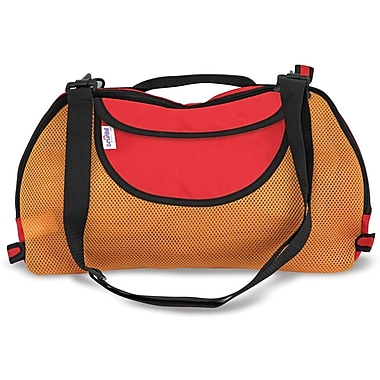Melissa & Doug Trunki Tote - Red/Orange