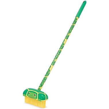 Melissa & Doug Tootle Turtle Push Broom