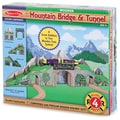 Melissa & Doug Mountain Bridge & Tunnel
