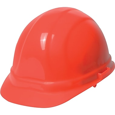 Omega II® Hard Hat, CSA Type 1, Slide-Lock, Class E Certified, ANSI Type I, Hi-Viz Orange