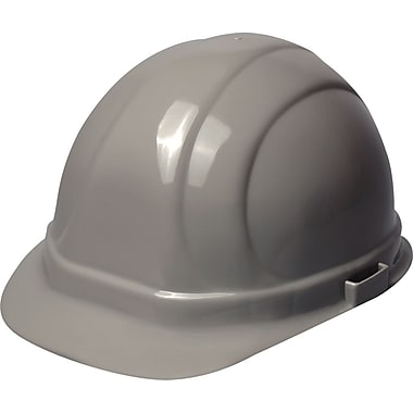 Omega II® Hard Hat, CSA Type 2, Slide-Lock, Class E Certified, Grey